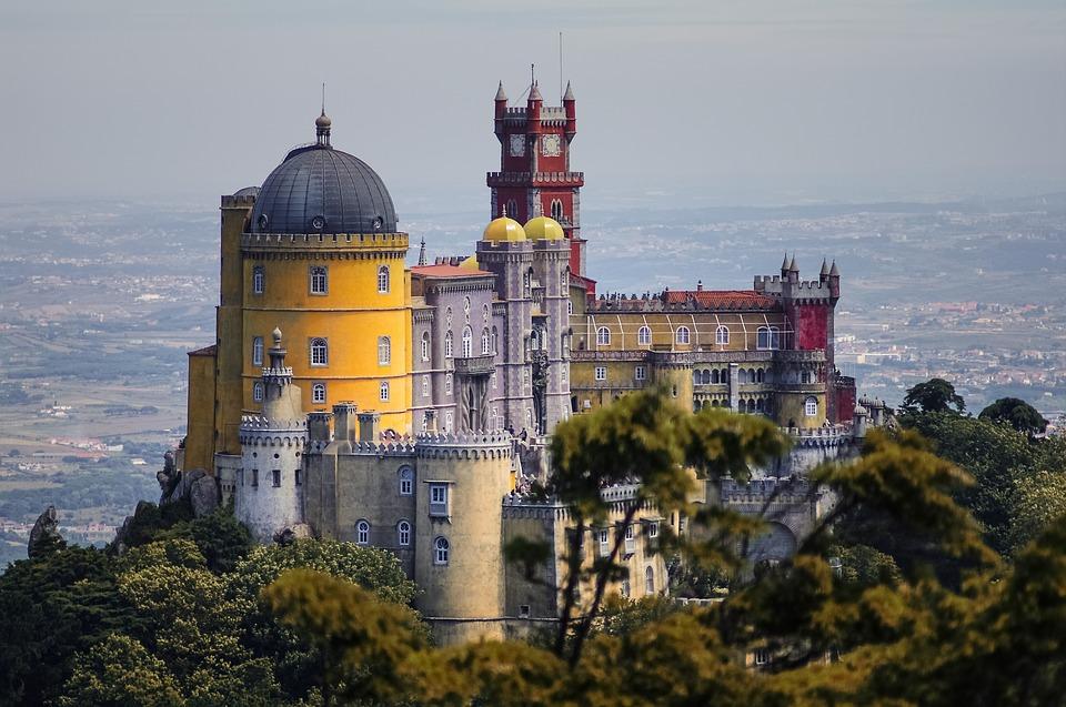 Снимки от Съкровищата на Мароко, Испания и Португалия 2021