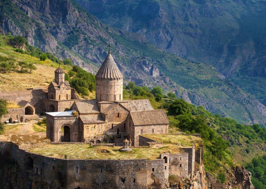 Снимки от Екскурзия до Армения и Грузия за Великден