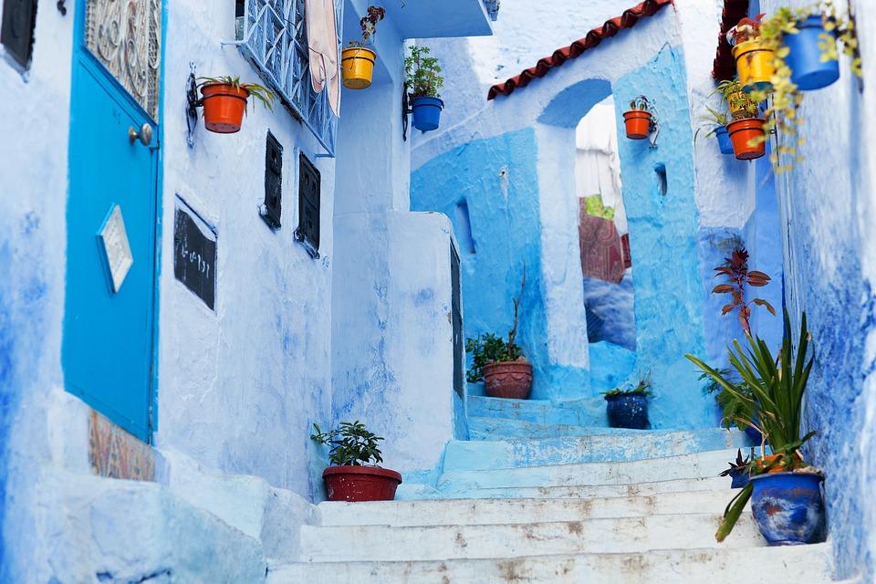 Снимки от Магията на Мароко с полет от Варна