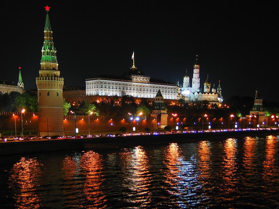 Снимки от Русия със Скандинавия и Прибалтика