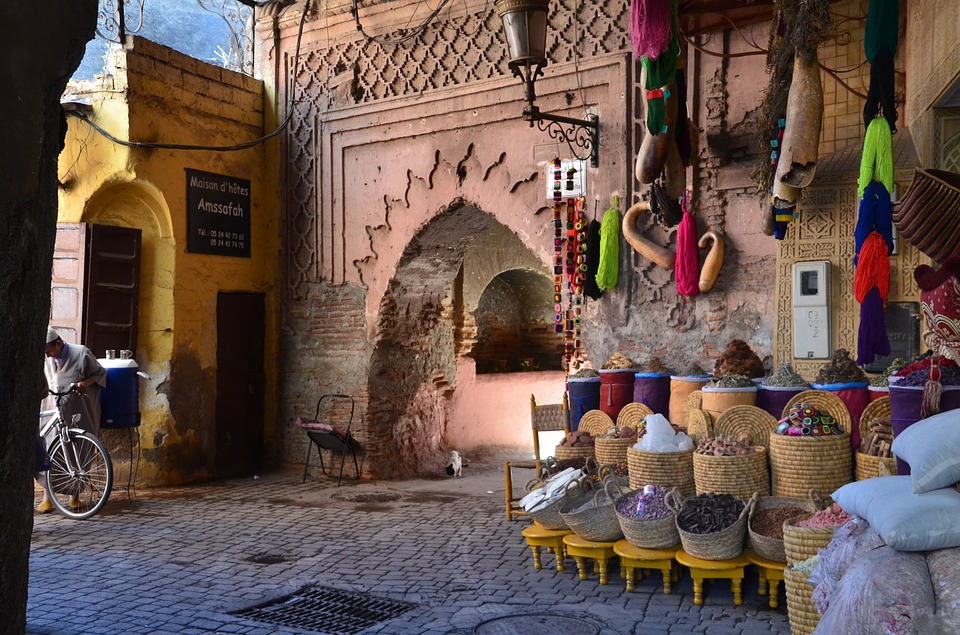 Снимки от Перлите на Мароко - Маракеш и Агадир, с време за плаж