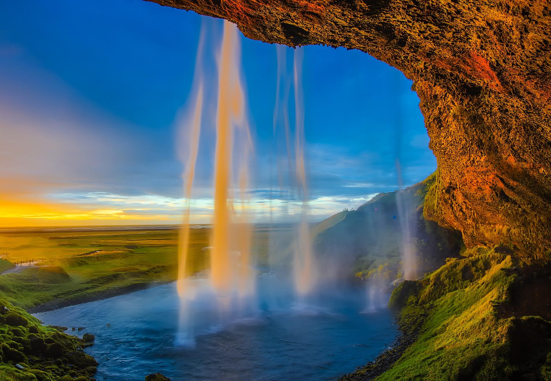 Снимки от Исландия - страна на елфи и тролове