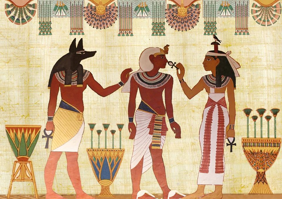 Египет 2020 Април
