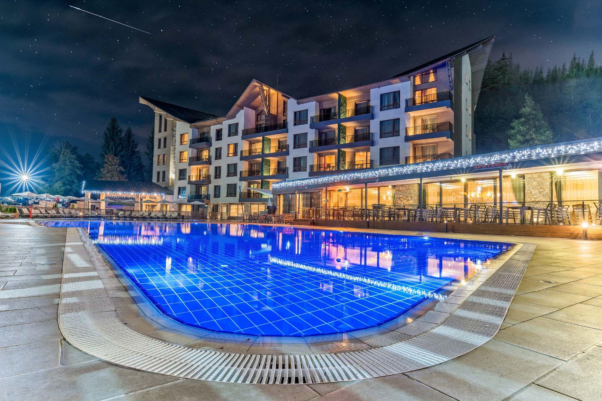 Снимки от Делнични СПА дни в Арте Парк Хотел, Велинград