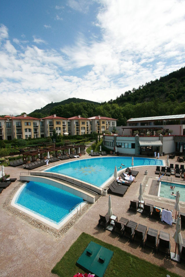 Снимки от СПА ваканция в Парк Хотел Пирин, Сандански, с включени закуска и вечеря