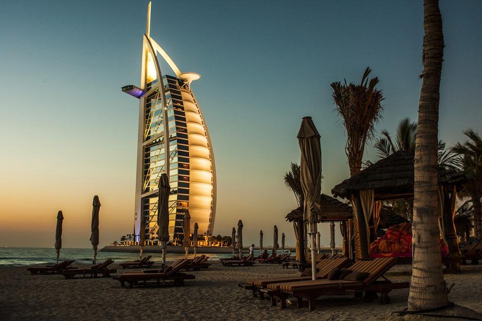 Снимки от Новогодишна фиеста 2021 в Дубай, 5 нощувки