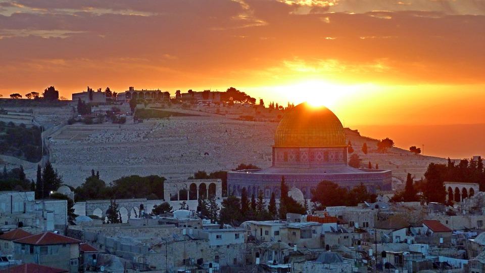 Снимки от Израел и Йордания - екскрузия със 7 нощувки
