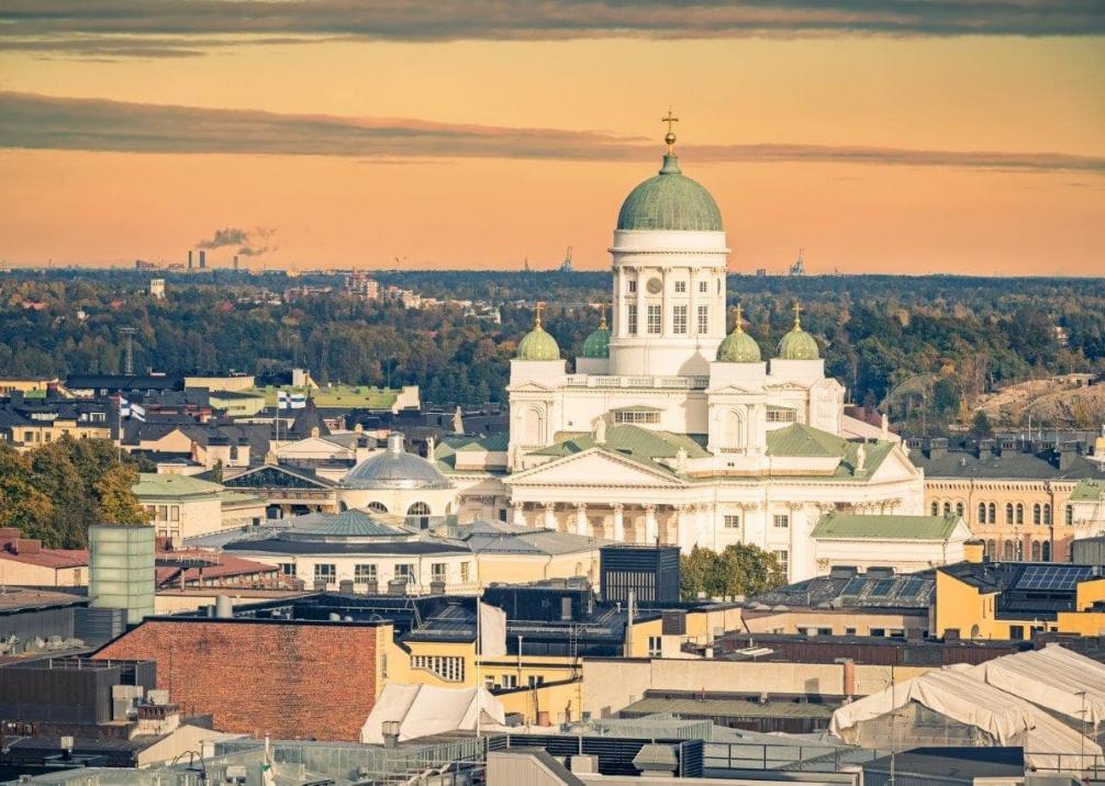 Снимки от Екскурзия до Варшава и Прибалтика с Хелзинки 2020